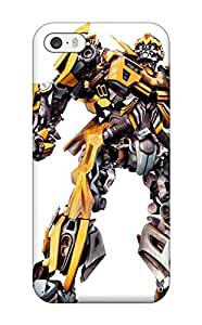 High Impact Dirt/shock Proof Case Cover For Iphone 5/5s (transformers 2 Hd)