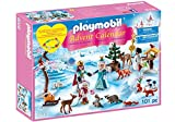 PLAYMOBIL Advent Calendar - Royal Ice Skating Trip