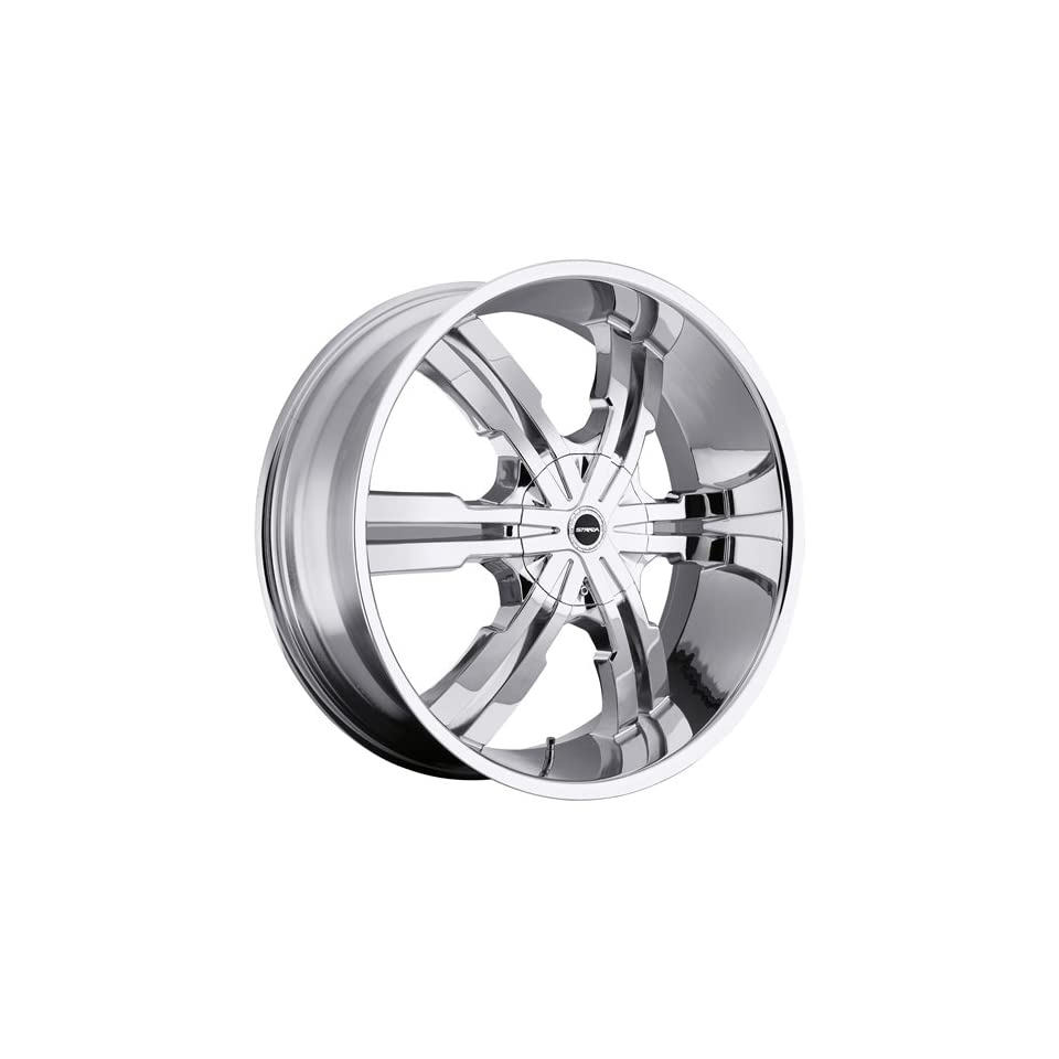 Strada Vetro 24 Chrome Wheel / Rim 5x5 & 5x135 with a 18mm Offset and a 87.1 Hub Bore. Partnumber S31450018