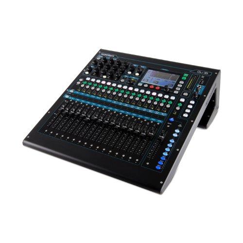 Allen & Heath Qu-16 Rack Mountable Digital Mixer for Live, Studio and Installation by Allen & Heath