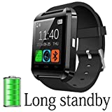 DOESIT U8 Bluetooth Smart Watch for Android Smartphones Samsung Galaxy Note,Nexus,htc,Sony