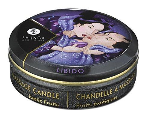 Shunga Exotic Fruits - Massage Candle Exotic Fruits 1oz. by Shunga