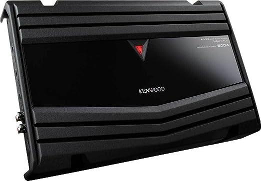 3 opinioni per Kenwood Electronics KAC-6405 amplificatore audio
