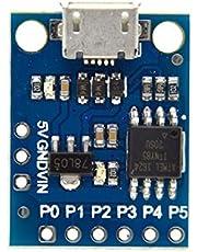 Robojax Digispark Micro ATTINY85 for Arduino Compatible Development Board with Micro USB