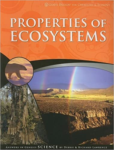 Amazon.com: Properties of Ecosystems (God's Design for Chemistry ...