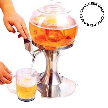 CEXPRESS - OUTLET Dispensador de Cerveza Chill Beer Ball (Sin Embalaje)