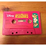 The Rescuers Down Under/Disney/Book and Cassette