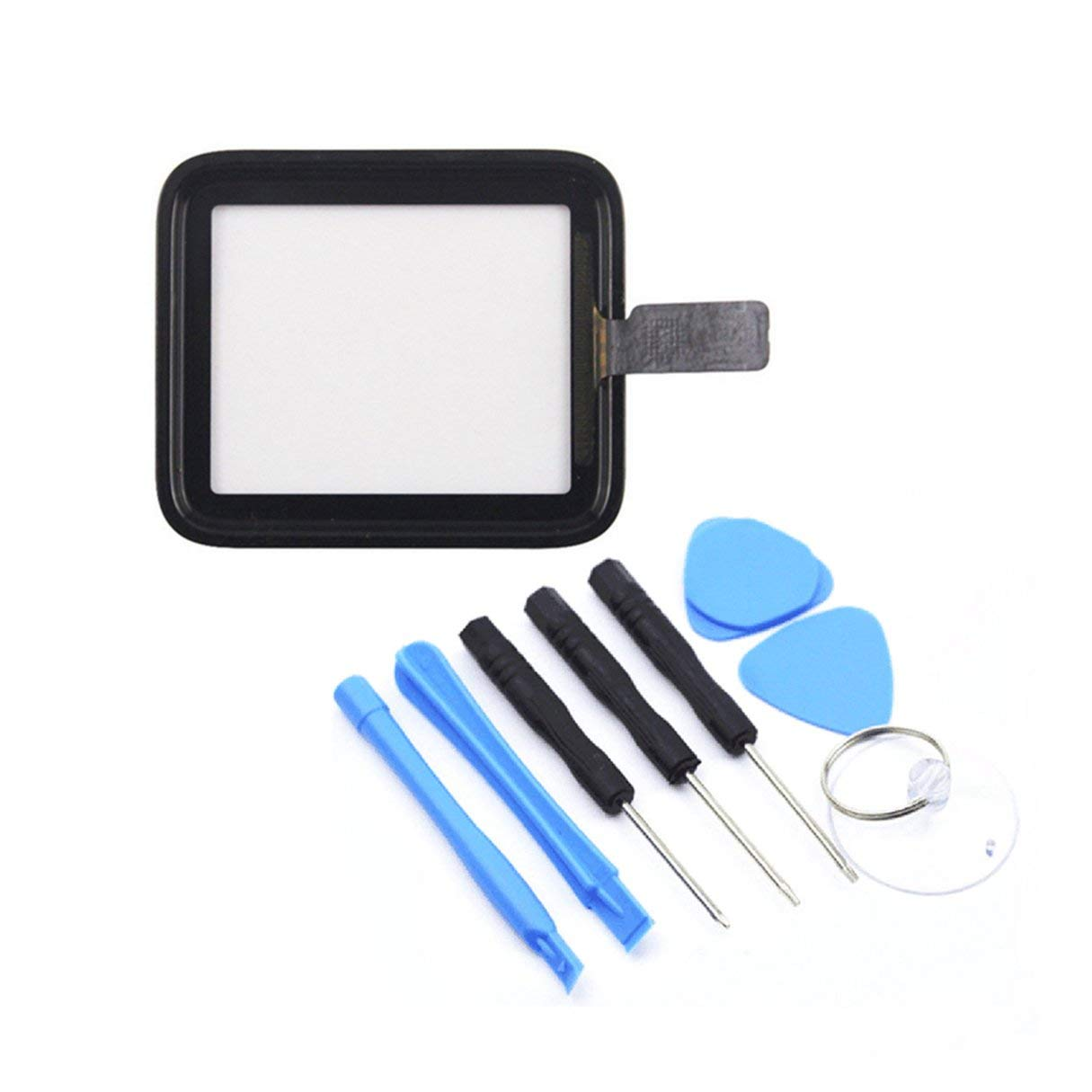 38/42mm Touch Screen Replacement Digitizer Glass Panel Sapphire Panel Front Touch Screen Digitizer For Apple Watch