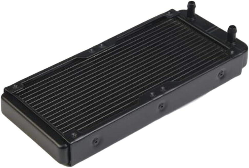 Kavas Good Sale 240mm G1//4 Aluminum Computer Radiator Water Cooling For CPU LED Heatsink