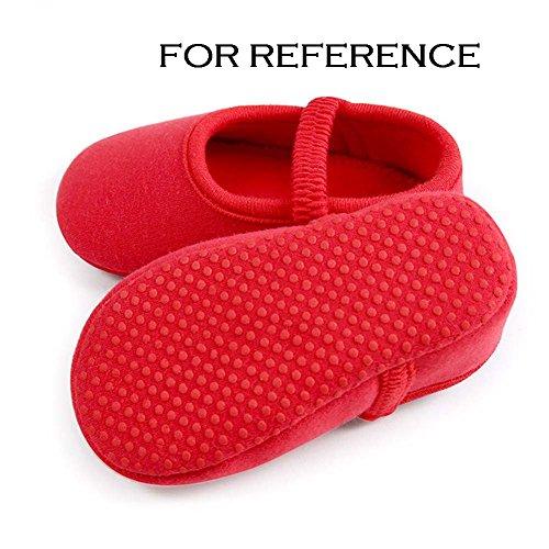 Pour chaque saison Chaussures en coton souple pour bébé Chaussures pour bébés Chaussures pour tout-p