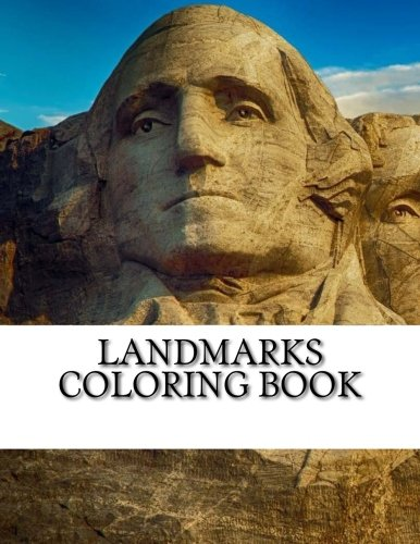 Read Online Landmarks Coloring Book: All Around the World pdf