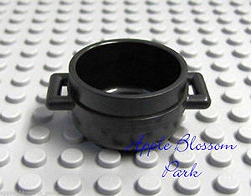 NEW Lego Halloween Witch BLACK CAULDRON Food Pot/Dish -Harry Potter Diagon (Harry Potter Halloween Food)