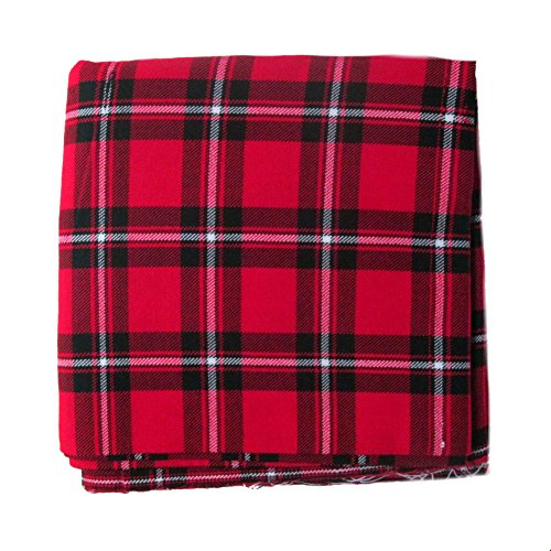 MacGregor Tartan Cloth/Fabric/Material 106 x 53 inches