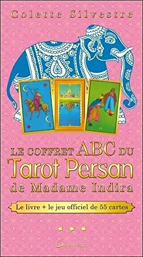 Le coffret ABC du Tarot persan de Madame Indira Colette Silvestre
