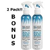 Not Your Mother's Beach Babe Texturizing Sea Salt Spray -- 8 fl oz 2 Pack
