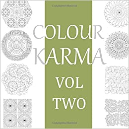 colour karma vol 2 an adult colouring book