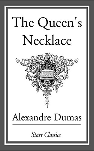 book cover of The Queen\'s Necklace