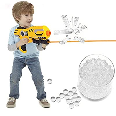 VANKER 3000Pcs Kids Crystal Soft Paintball Toy Bullet Absorbing Water Expanding Balls by VANKER that we recomend individually.