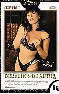 DVD DERECHOS DE AUTOR MARIO SALIERI- CINE EROTICO