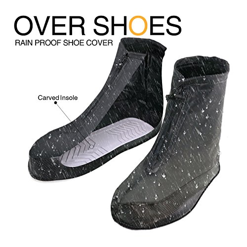 Shoe Covers For Rain - 8