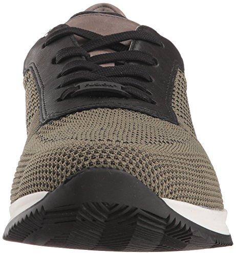 Louie Men Olive Woven Sneaker ara gzOqxwq