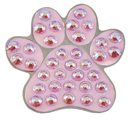 44336d855 Amazon.com : Navika Paw Swarovski Crystal Ball Marker with Hat Clip ...