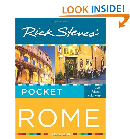 Map of Rome Italy: Amazon.com