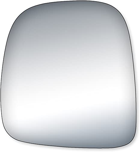 Fit System 99195 Chevrolet Camaro Driver//Passenger Side Replacement Mirror Glass