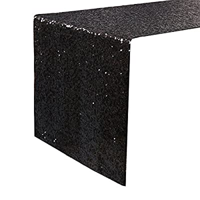 Kevin Textile Luxurious Sequins Cushion Cover