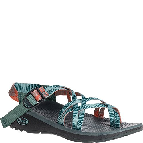 Chaco Women's Zcloud X2 Athletic Sandal, Rune Teal, 8 M US