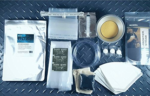 Water B.O.S.S. Bug Out Bag Survival Kit