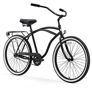 Best Beach Cruiser Bikes Reviews; sixthreezero Around The Block Men's Cruiser Bicycle