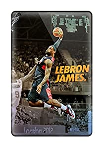 Rosemary M. Carollo's Shop 3398690J508807843 nba lebron james dunk basketball player NBA Sports & Colleges colorful iPad Mini 2 cases