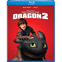 How To Train Your Dragon 2 (Blu-ray + DVD)) (2014)