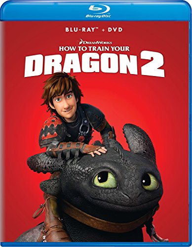 How To Train Your Dragon 2 (Blu-ray + DVD))
