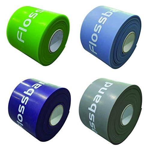 Floss bande–Différentes versions, qualité de la marque Sanct bande après le concept de Easy Flossing de Sven Kruse