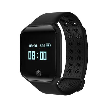 ZfgG Perseguidor de la aptitud, relojes elegantes de la pulsera Relojes de la actividad con