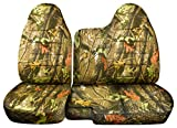 60 40 seat covers camo chevy - 2004-2012 Chevy Colorado/GMC Canyon Camo Truck Seat Covers (Front 60/40 Split Bench) No Armrest: Brown Real Tree Camouflage (16 Prints) 2005 2006 2007 2008 2009 2010 2011 Chevrolet