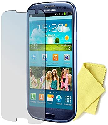 FILM MATT PROTECT DISPLAY FOR SAMSUNG i9300 S3 + PROTECTION CLOTH ...