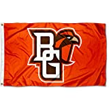 Cheap College Flags and Banners Co. Bowling Green State Falcons BG Logo Flag