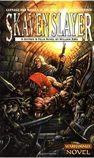 Daemonslayer a gotrek felix novel william king 9780671783891 skavenslayer a gotrek felix novel fandeluxe Images