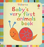Baby's Very First Animals Book, , 0794524656