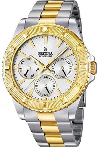 FESTINA F16691/1 - Wristwatch, unisex, Stainless Steel