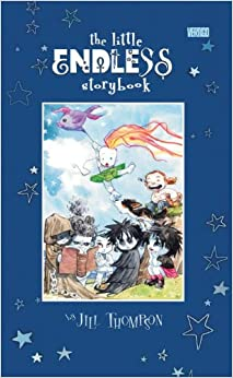 Book Little Endless Storybook HC (The Sandman)