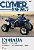 Yamaha Banshee 1987-2006 (Motorcycle Repair) by Penton Staff (2000-05-24)