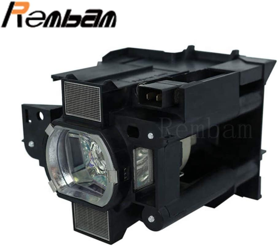 Rembam DT01281 Original Quality Projector Lamp with Housing for HITACHI CP-SX8350 CP-WUX8440 CP-WX8240 CP-X8150