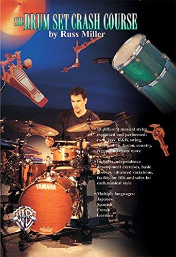 - The Drum Set Crash Course by Russ Miller [Instant Access]