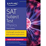SAT Subject Test Physics (Kaplan Test Prep)