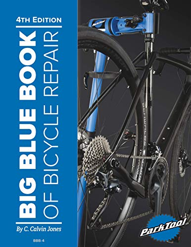 affordable Big Blue Book of Bicycle Repair - 4th Edition