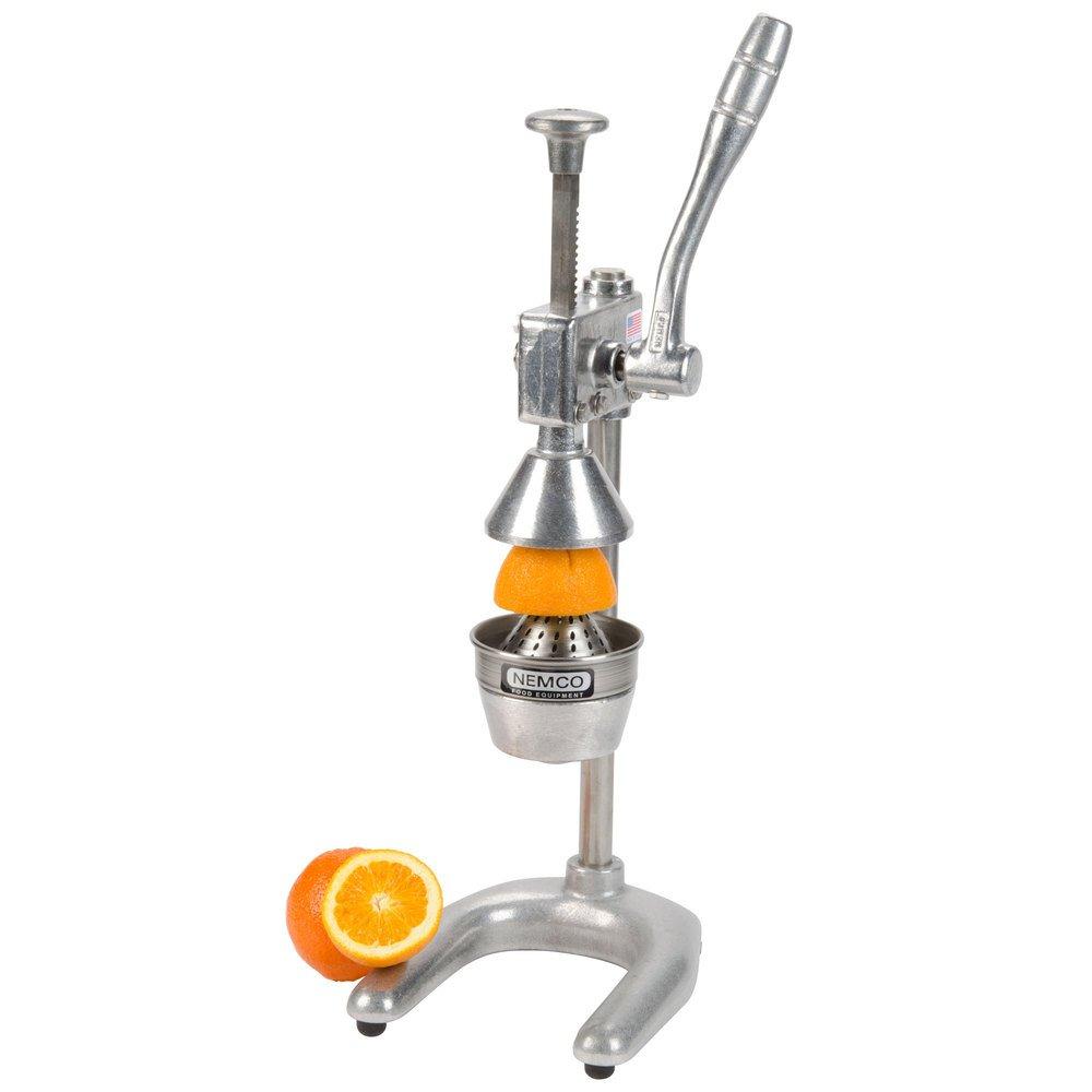 Nemco 55850 Manual Heavy Duty Easy Citrus Juicer